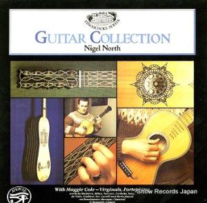 ナイジェル・ノース - ギター・コレクション - SAR18