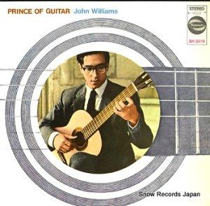 ジョン・ウィリアムス - ギターのプリンス - SH5019