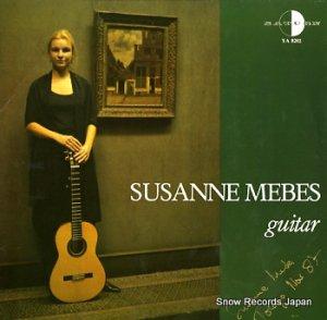 スザンヌ・メーベス - ギター - YA8202