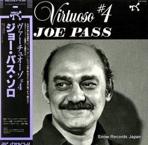 ジョー・パス - ヴァーチュオーゾ #4 - 40MJ3248-9