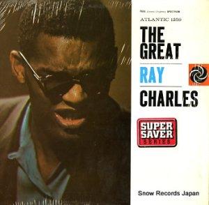 レイ・チャールズ - the great ray charles - SD1259