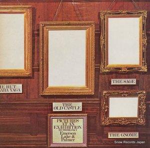 エマーソン・レイク&パーマー - 展覧会の絵 - P-10112A