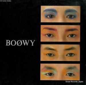 ボウイ - boowy - WTP-90334