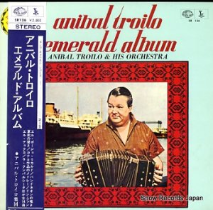 アニバル・トロイロ - タンゴ・エメラルド・シリーズ 第1巻 - SR126
