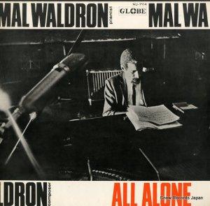 マル・ウォルドロン - オール・アローン - MJ-7114