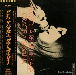 グラシェラ・スサーナ - アドロ・サバの女王 - ETP-9072