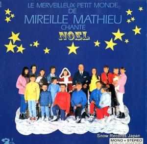 ミレイユ・マチュー - chante noel - 80.376