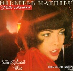 ミレイユ・マチュー - sentimentalement votre - 9101706