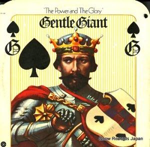 ジェントル・ジャイアント - the power and the glory - ST-11337
