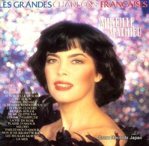 ミレイユ・マチュー - les grandes chansons francaises - 206087