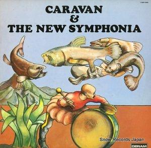 キャラヴァン - &ニュー・シンフォニア(ライヴ) - K16P-9062