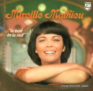 ミレイユ・マチュー - le vent de la nuit - 9101700