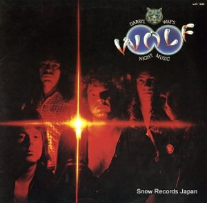ダリル・ウェイとウルフ - 群狼の夜の歌 - LAX1038
