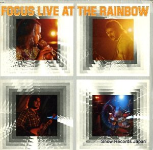 フォーカス - live at the rainbow - SAS-7408