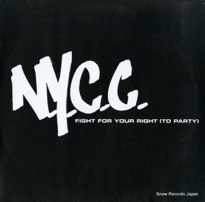 N.Y.C.C. - fight for your right - 0042640CON