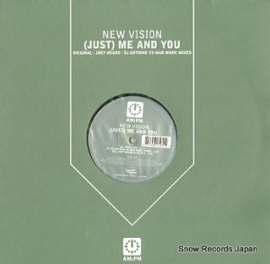 NEW VISION - (just) me and you - 562595-1