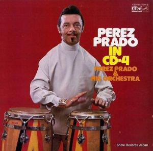 ペレス・プラード - イン・cd-4 - CD4W-7042