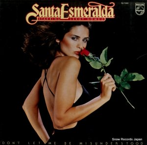 サンタ・エスメラルダ - 悲しき願い - RJ-7350