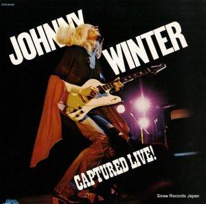 ジョニー・ウィンター - 狂乱のライヴ - ECPO88-BS