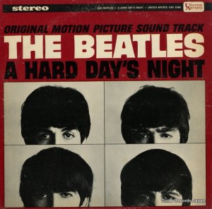 ザ・ビートルズ - a hard day's night - UAS6366