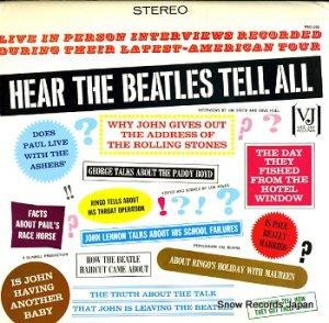 ザ・ビートルズ - hear the beatles tell all - PRO-202