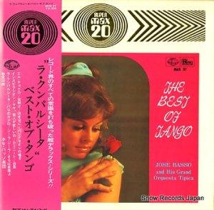 ホセ・バッソ楽団 - ラ・クンパルシータ - MAX-37