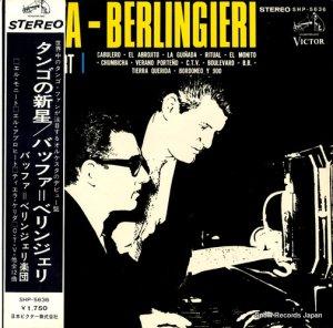 バッファ・ベリンジェリ楽団 - タンゴの新星 - SHP-5636