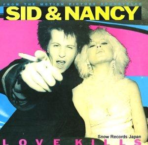 SID & NANCY - love kills - MCG6011