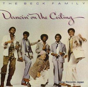 ザ・ベック・ファミリー - dancin' on the ceiling - LEJ17001