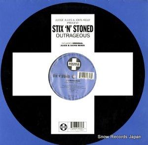 STIX 'N' STONED - outrangeous - 12TIV-52