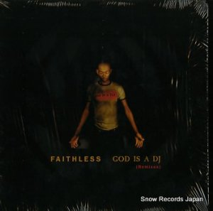 FAITHLESS - god is a dj - 07822-13564-1
