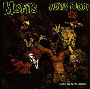 ミスフィッツ - earth a.d. / wolfs blood  - AG0024