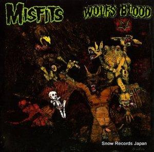 ミスフィッツ - earth a.d. / wolfs blood  - AG0024