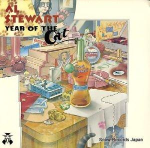 アル・スチュアート - year of the cat - ALB6-8326
