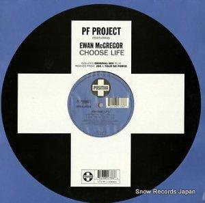PF PROJECT - choose life - 12TIV-84
