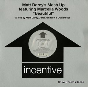 MATT DAREY'S MASH UP - beautiful - CENT7T