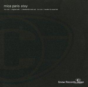 ミーシャ・パリス - stay - 12COOL334