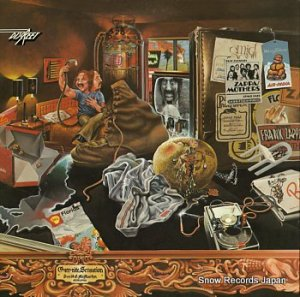 FRANK ZAPPA & THE MOTHERS - over-nite sensation - MS2149