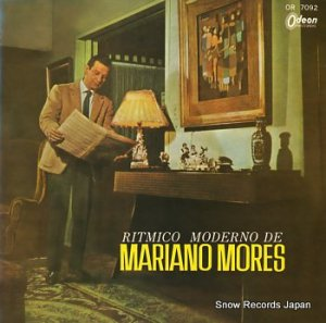 マリアーノ・モレス - マリアーノ・モレスのモダン・リズム - OR7092