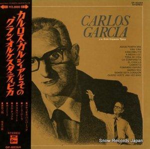 カルロス・ガルシーアとグラン・オルケスタ・ティピカ - garcia, carlos y su gran orquesta tipica - OP-80264