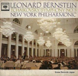 レナード・バーンスタイン - tchaikovsky;symphony no.5 in e minor, op.64 - ML5712