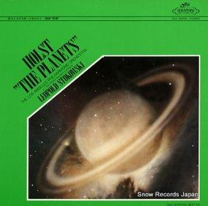 レオポルド・ストコフスキー - ホルスト:組曲「惑星」作品32 - ECC-30050
