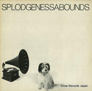 スプロッジネッサバウンズ  - splodgenessabounds - SML1121