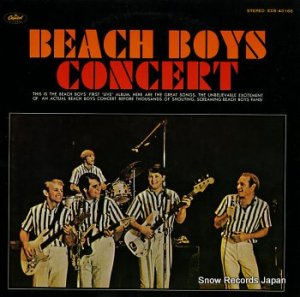 ビーチ・ボーイズ - ビーチ・ボーイズ・コンサート - ECS-40166