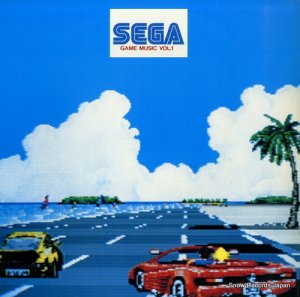 セガ - ゲーム・ミュージック vol.1 - ALR-22907