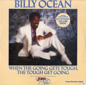 ビリー・オーシャン - when the going gets tough, the tough get going - JIVER114