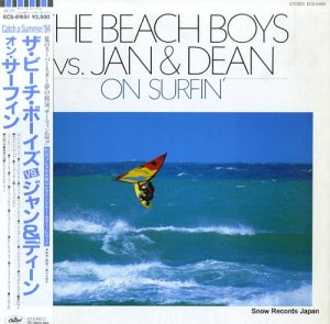 ザ・ビーチ・ボーイズ VS. ジャン&ディーン - オン・サーフィン - ECS-81651