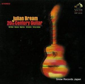 ジュリアン・ブリーム - 20世紀のギター音楽 - SHP-2516