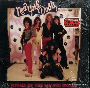 ニューヨーク・ドールズ - night of the living dolls - 826094-1M-1
