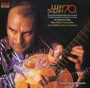 ジュリアン・ブリーム - 70年代のギター名曲集 - SRA-2912